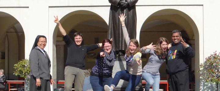 Small Team in Valdocco